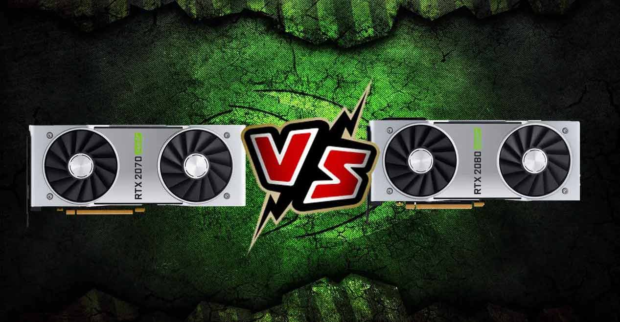 Nvidia RTX 2080 Super vs RTX 2070 Super