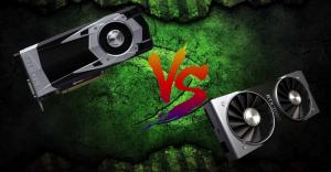 RTX 2060 vs GTX 1660 Ti