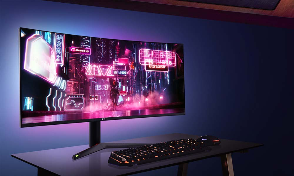 Best Monitor For RTX 3060 Ti and 3070