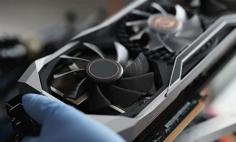 GPU Fans loud when gaming or on startup